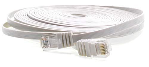 1attack De 1attack Cat5e Rj45 Stecker Flach Netzwerk Patch Kabel 20m